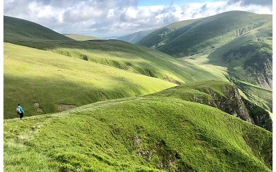 Walking The Howgill Fells