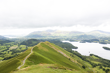 Catbells Lake District